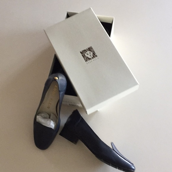 5459c076bd4 Anne Klein Shoes - Anne Klein Daneen Women Apron Toe Leather Loafer
